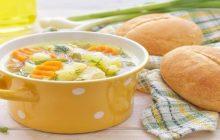 Bebek Brokoli Çorbası
