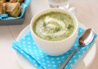 Brokoli ve Yoğurtlu Sebze Püresi