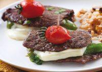 Dil Peynirli Biftek