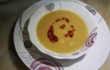 Kemik Sulu Mercimek Çorbası