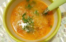 Unlu Pirinç Çorbası Tarifi